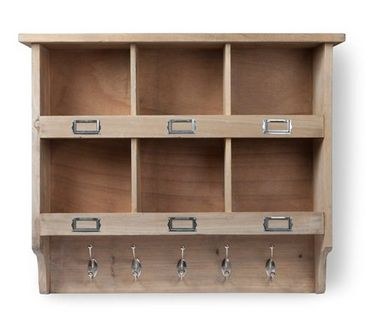 Cubby Hole Wall Unit - £110.00 - Hicks and Hicks