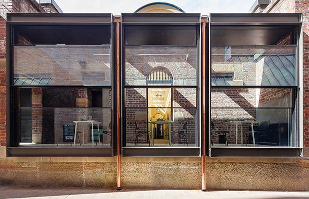 Former Rocks Police Station, Sidney, Welsh + Major Architects