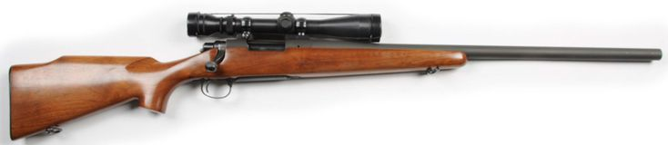 Gun Auction: Marine Sniper Rifle Sells for $26,400