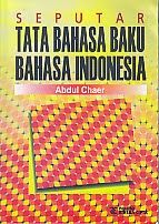 TOKO BUKU RAHMA: SEPUTAR TATA BAHASA BAKU BAHASA INDONESIA