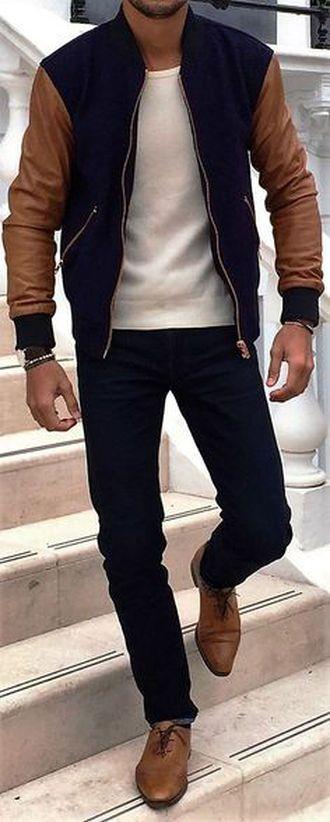 Como usar jaqueta bomber masculina   Aline Kilian Consultora de Estilo Personal Stylist Moda Lifestyle