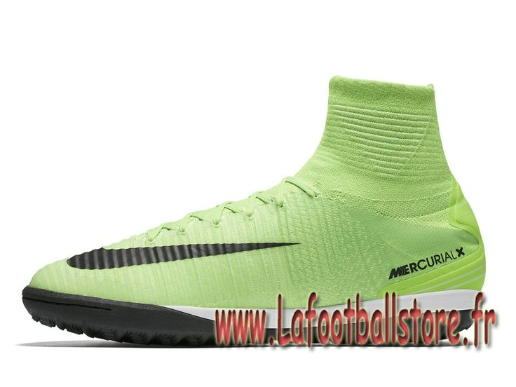 Nike MercurialX Proximo II TF Vert ombre 831977_308 Chaussure de football  pour surface synthétique pour Homme