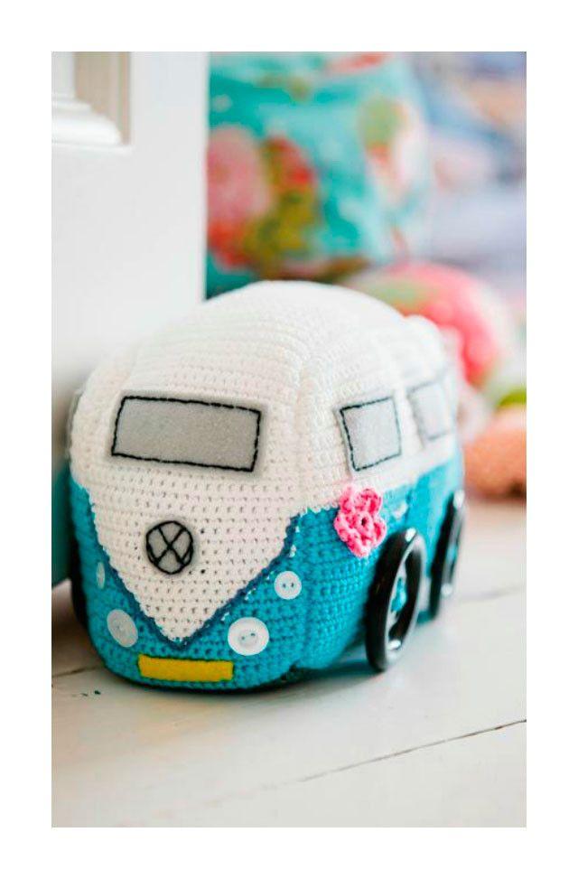 Deurstopper Volkswagen Busje