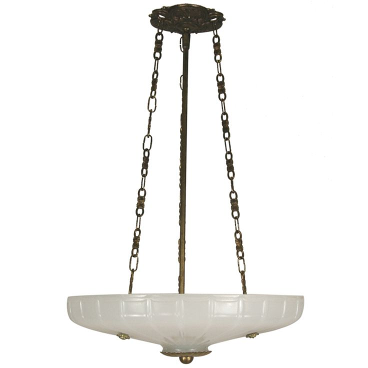 37 best alabaster lighting images on pinterest chandeliers 1930s cast glass inverted dome2 available mozeypictures Gallery