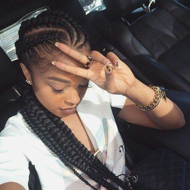 1000+ images about Vacation Hair..braids on Pinterest   Protective styles, Black women and Twists