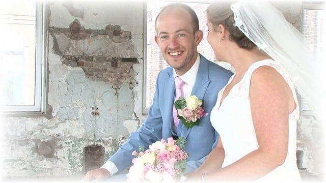 John & Anna trouwden op 19 juni 2015, en ook zij lieten een videoreportage maken. Bij deze alvast een korte video impressie van de fotosessie.