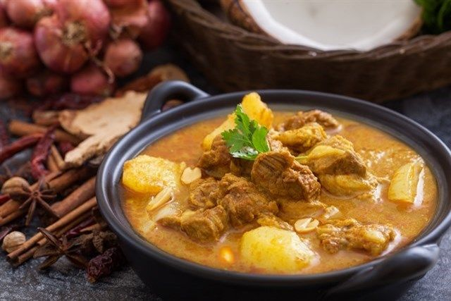 Enjoy the aroma and authenticity of our delicious curry.