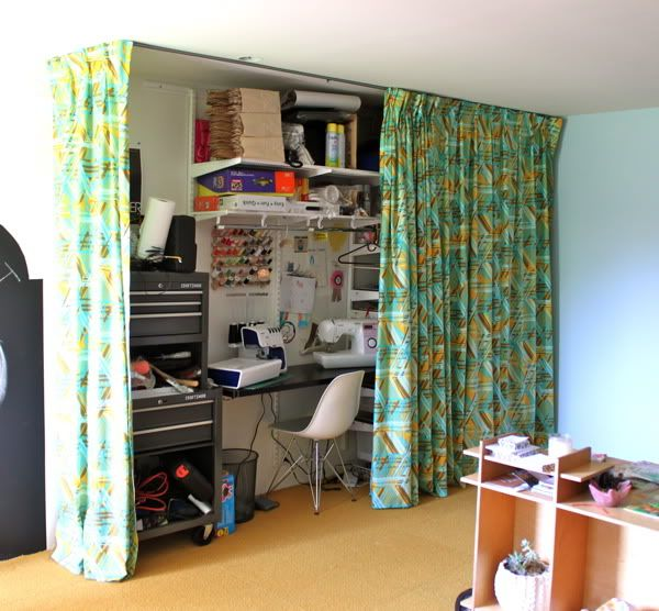 139 Best Sewing Closet Images On Pinterest Craft Rooms