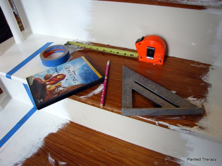 Best Supplies For Stairs With Images Painted Stairs 400 x 300