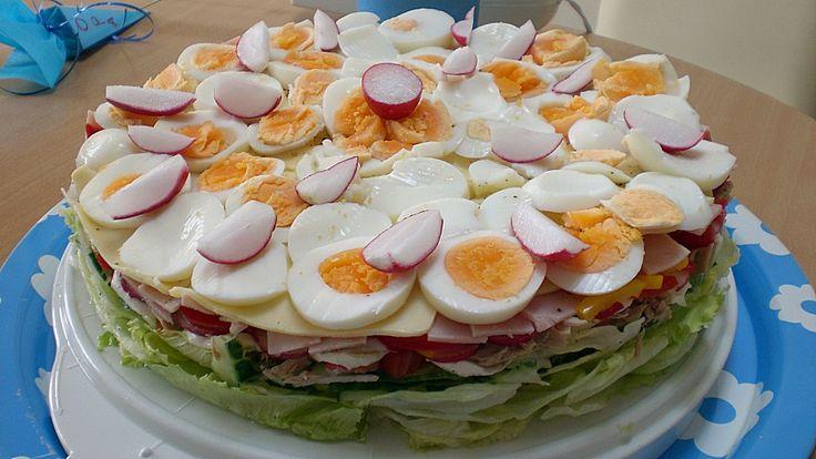 Party - Salattorte 49