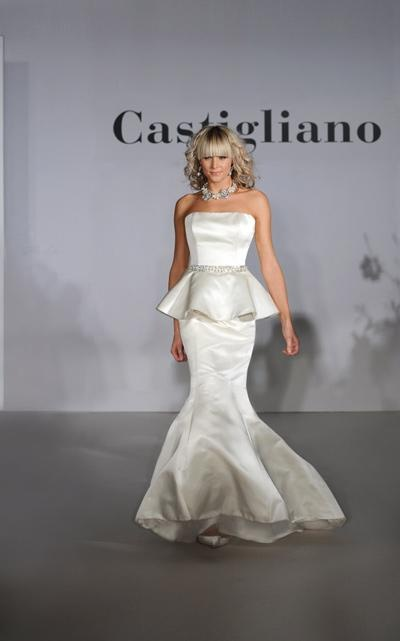 Satin Fishtail Wedding Dress : Best images about s style wedding dresses on