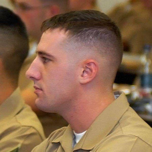 Corte Militar Hombre