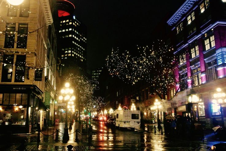 Gastown. Vancouver. BC by Sharon Li on 500px