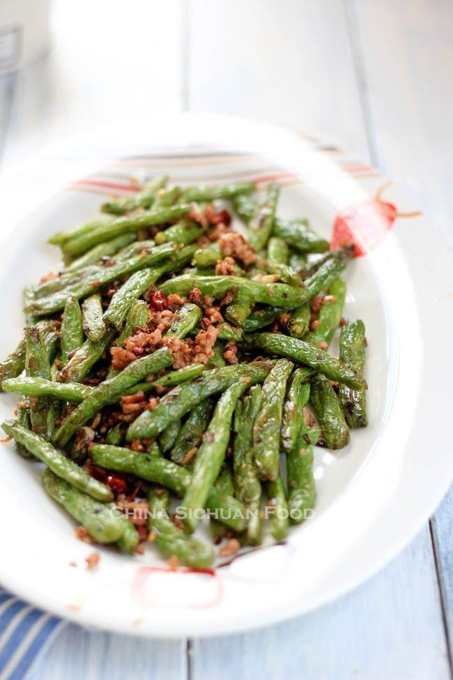 best 25+ szechuan green beans ideas on pinterest   fried garlic