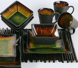 Kabuki Dinnerware & 76 best Do the Dishes images on Pinterest | Dish sets Dishes and ...