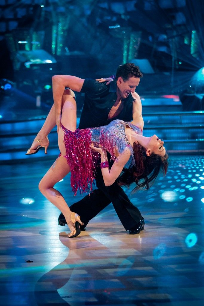 Sophie Ellis Bexter and Brendan Cole - Strictly Come Dancing 2013 - Week 13 The Final