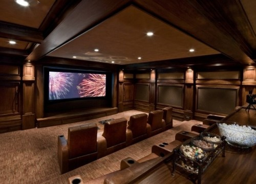 Movie Man Cave Ideas : Best images about theater movie rooms man caves ideas
