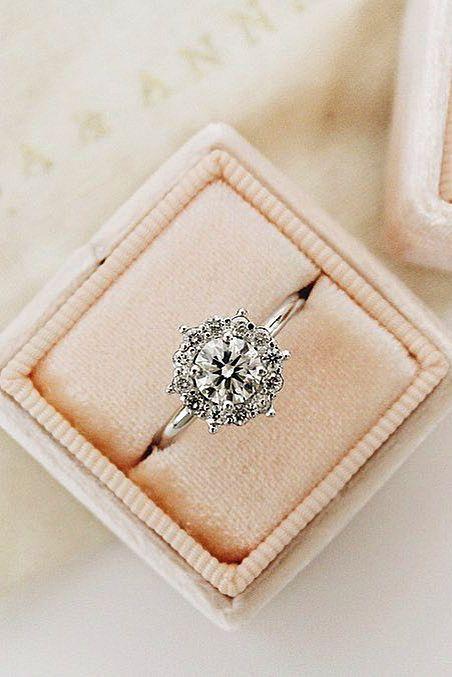 30 Fantastic Engagement Rings 2017 ❤️ See more: http://www.weddingforward.com/rings-2017/ #wedding