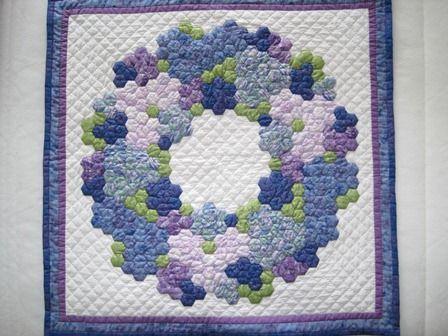 Hexagonkrans Quiltpakket