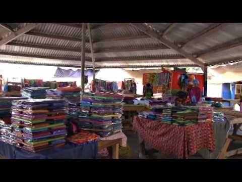 Visiting Banjul, the capital of The Gambia