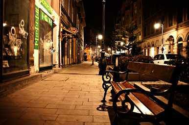 Király Street