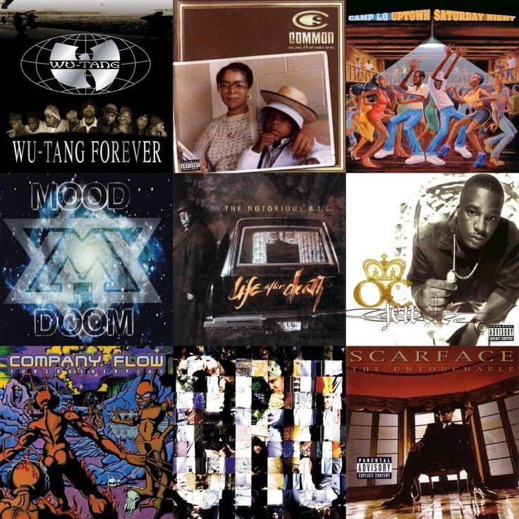 Pin by Dawan Williams on Music Hip hop albums, Hip hop