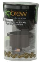 EkoBrew Refillable K-Cup for only $6.40 plus 3 FREE Samples (including K-cups!)
