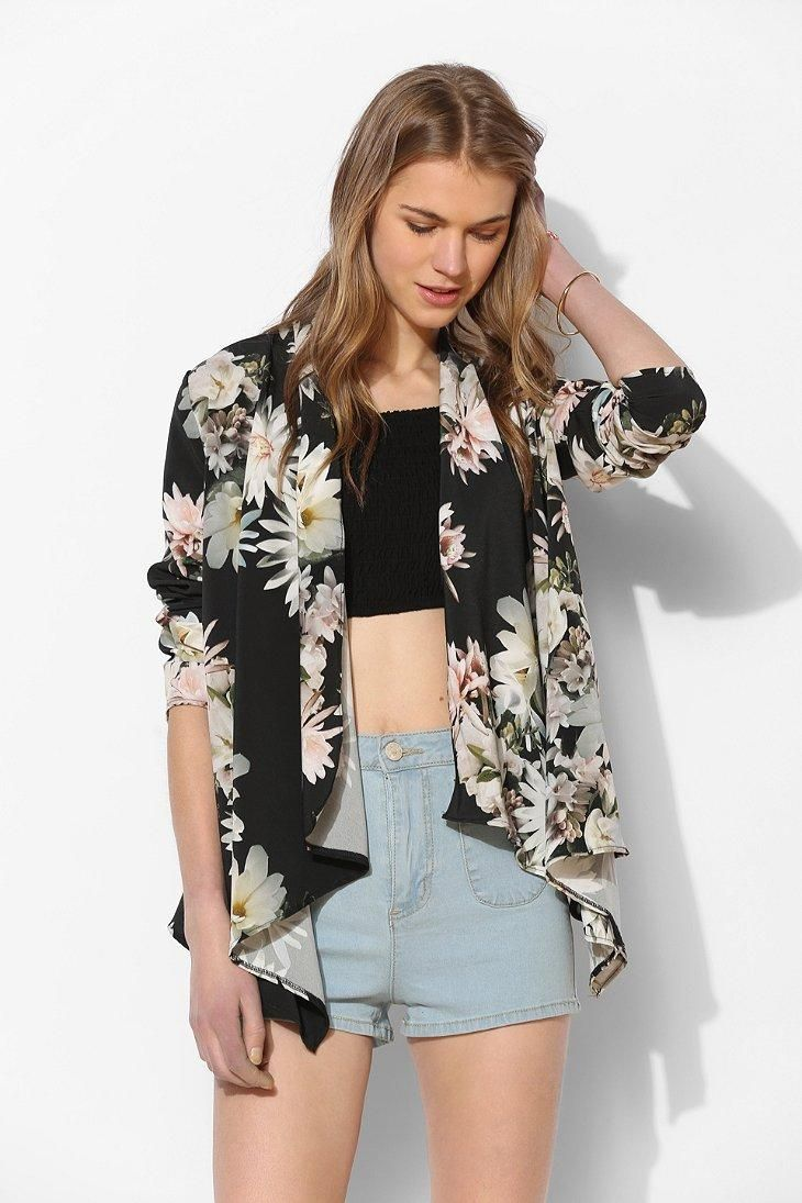 Oh My Love Lily Kimono Jacket #urbanoutfitters