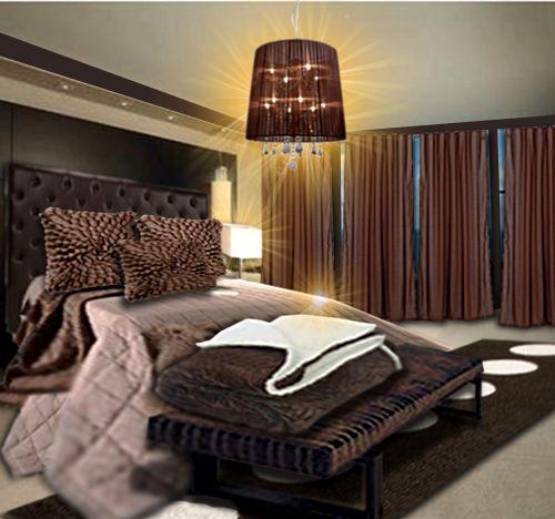 Une chambre d\'hôtel chic et chocolat - Floriane Lemarié | Decoration