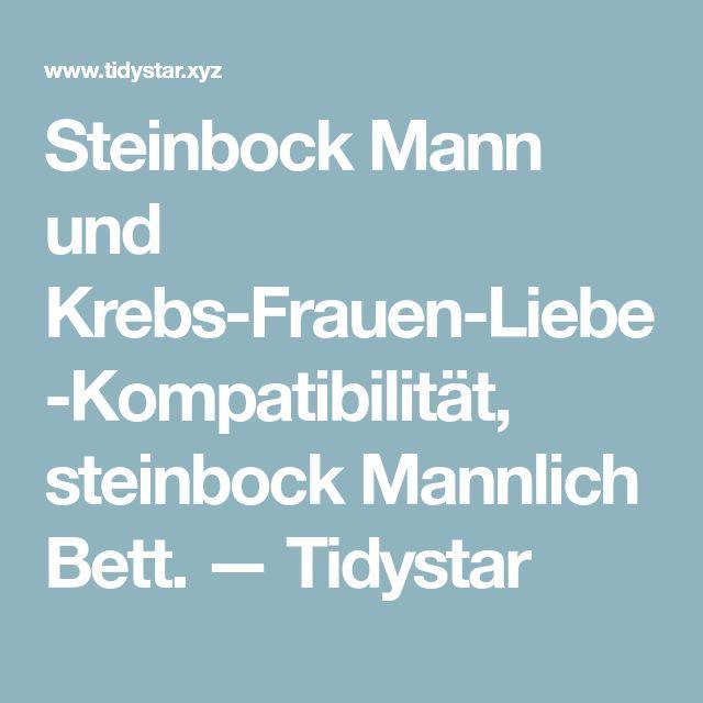 Steinbock Mann und Krebs-Frauen-Liebe-Kompatibilität, steinbock Mannlich Bett. — Tidystar