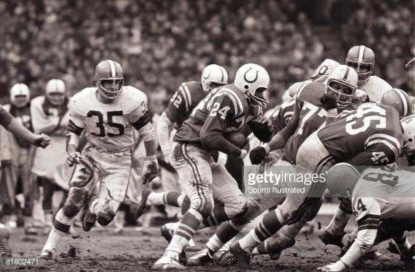Lenny Moore (1964 NFL Championship Game)