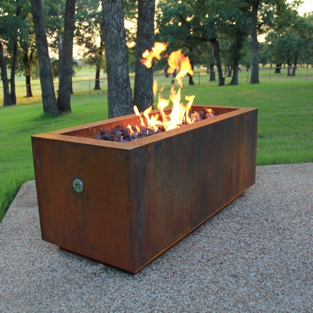 Fire Pits - Great for Fall and Winter - modern - firepits - authenTEAK Outdoor Living