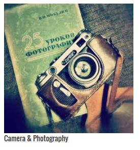 Avani's Online Shop: OceanSeven's Clothing - Camera & Photography