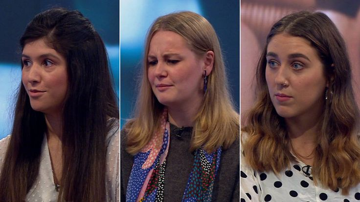 """Call to make 'upskirting' an offence      Media playback is unsupported on your device    Media caption""""He was laughing"""": Three women tell the BBC's Victoria Derbyshire about their experience of upskirting """"Upskirting"""" should be made a specific sexual offence, after police data showed a 10-year-old girl was among those targeted, campaigners say. Secretly photographing underneath a skirt is not a specific offence in England and Wales…"""