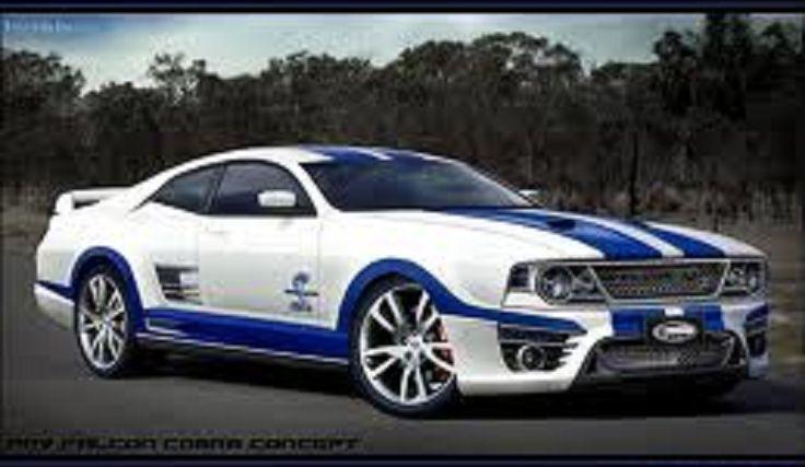 2007 Ford Shelby Torino Falcon Cobra Concept Car