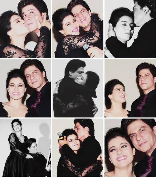 DDLJ 1000 weeks celebration! These two... <3 Always! #Kajol #SRK