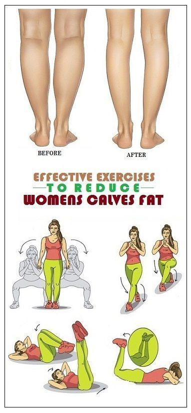 9 Simple Exercises To Reduce Women s Calves Fat When it comes to fat loss it is