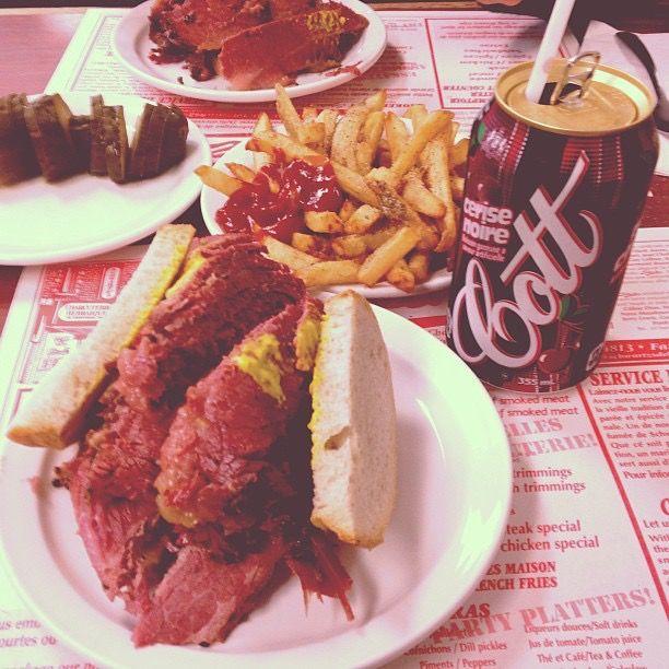 #food at #Schwartz