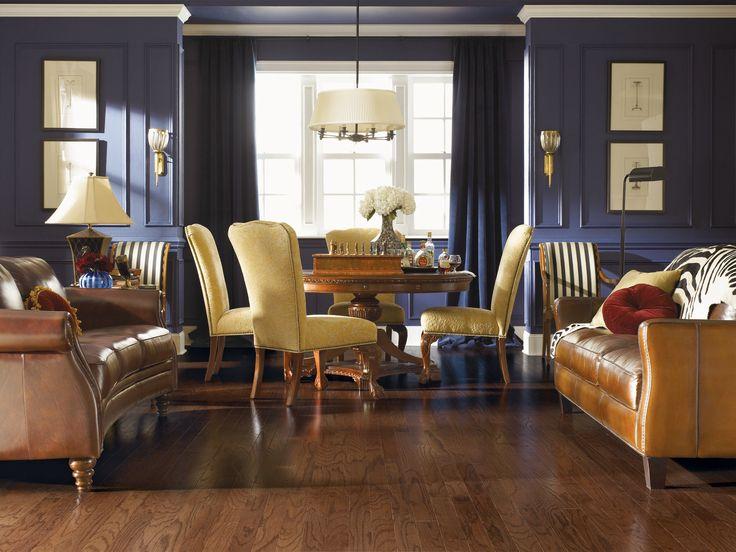 Oakland Hardwood Floors Part - 22: Mohawk Oakland Hardwood Flooring. Amazing Looking Floors , Rich Dark Color.  Get Inspired By