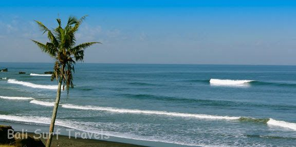 Bali Surf Travels: Nyanyi Beach - Tanah Lot Spots
