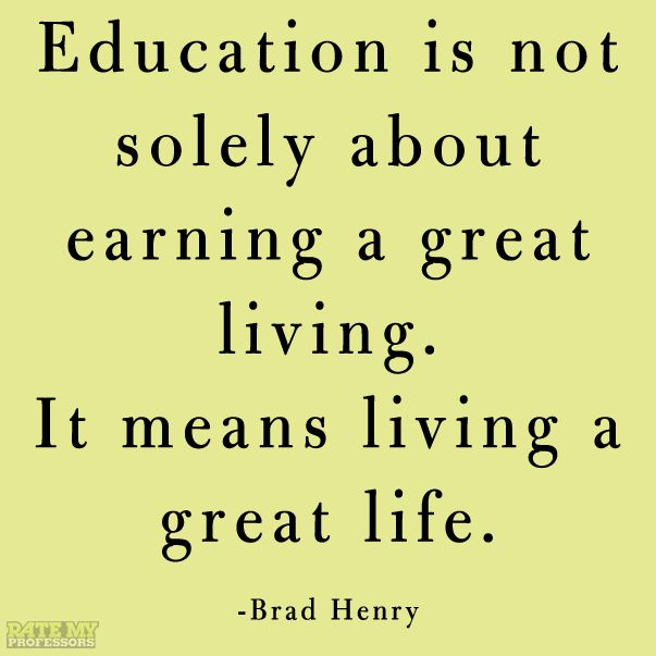 Nice Quotes On Education: More Education-related Quotes Here.