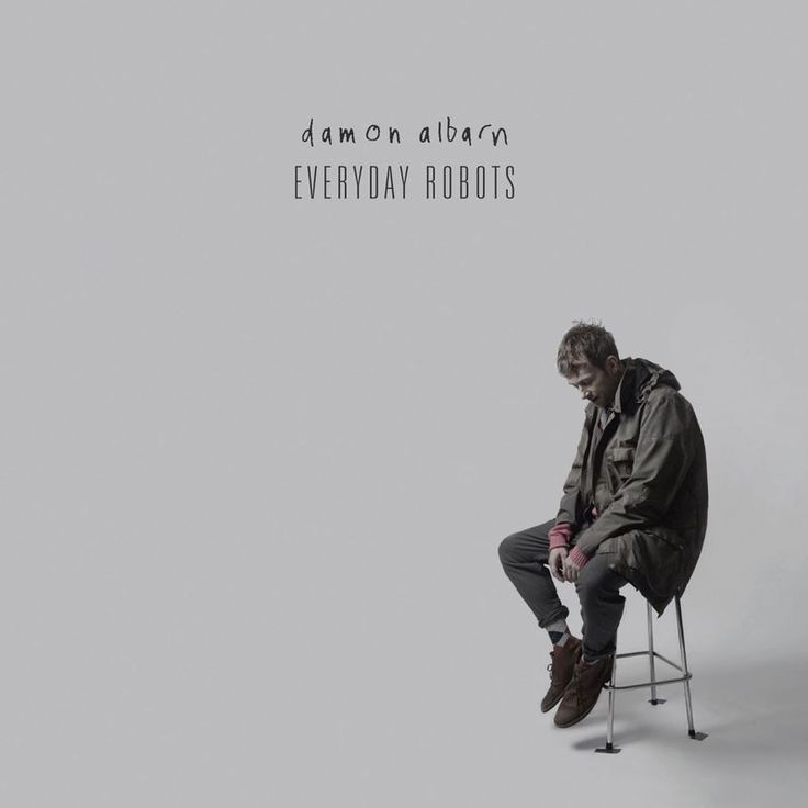 Photographs (You Are Taking Now) by Damon Albarn - Everyday Robots