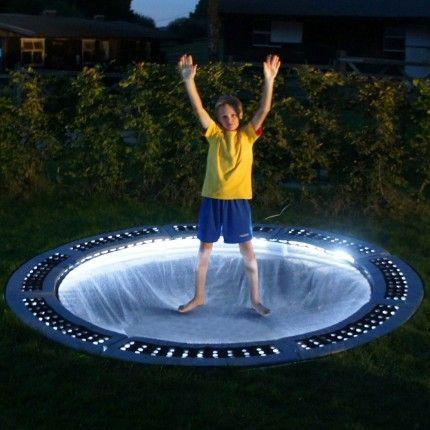 Best 25+ In ground trampoline ideas on Pinterest | Backyard trampoline, Trampolines and Sunken ...