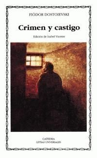 Esta es una de esas novelas que hay que leer, por miles de razones.Entre ellas por la maravilla del lenguaje, la forma de escribir, algunos capitulos que no van a desaparecer de mi memoria y sobre todo por conocer al protagonista Raskolnikov, es una novela que no deja indiferente, maravillosa!.