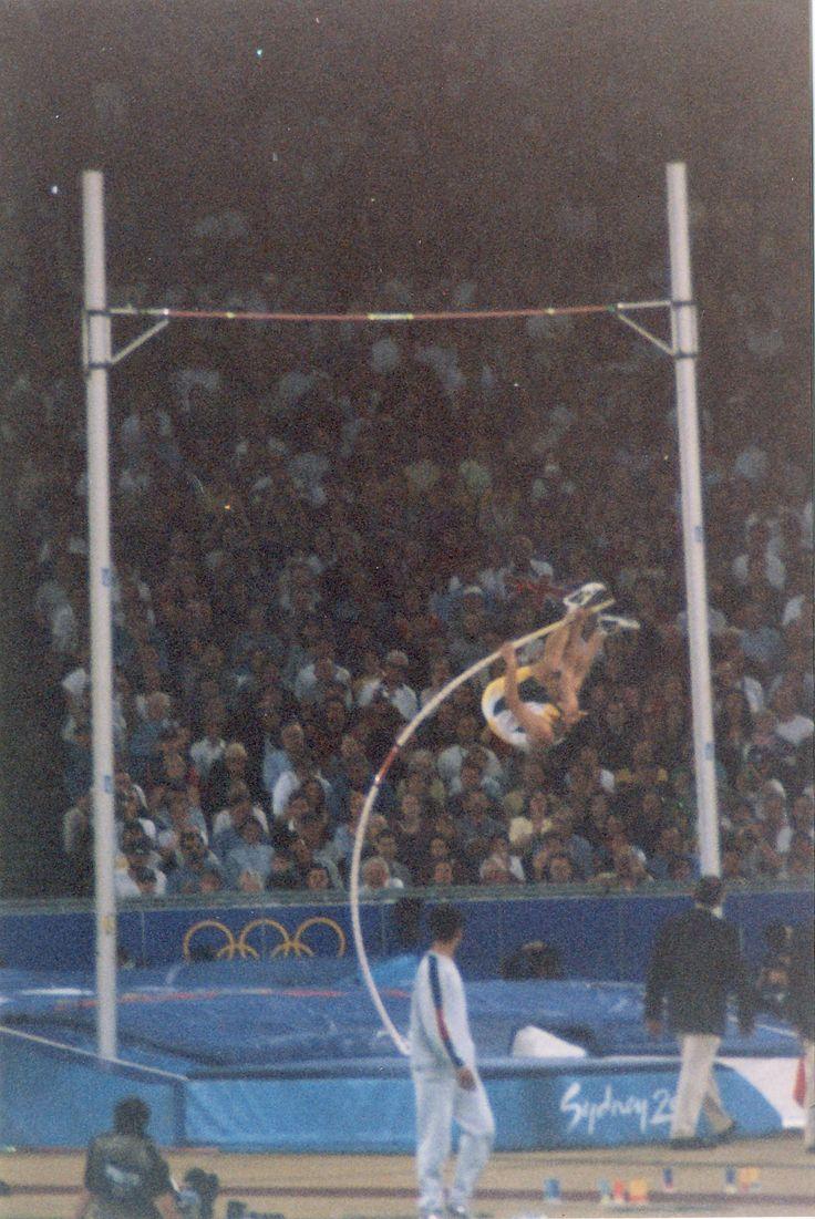 Sydney 2000 Olympics Mens Pole Vault
