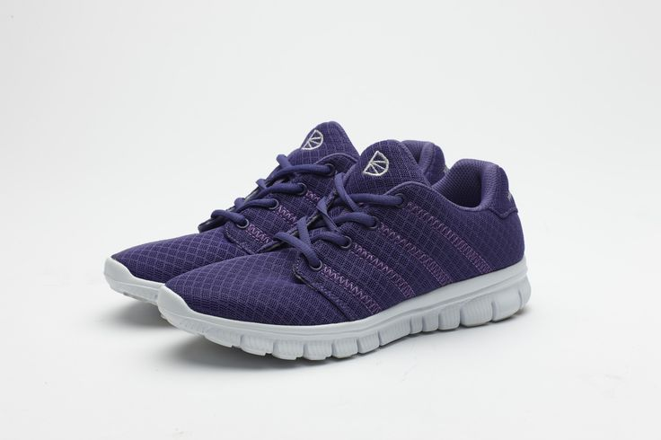 PureLime fitness shoes AW 2015 - purple