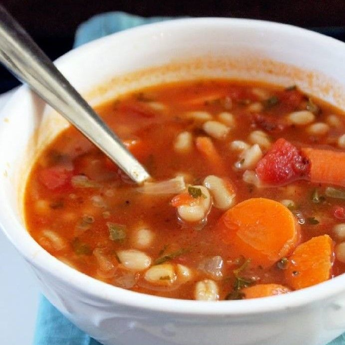 Easy to make fat burning veggie soup