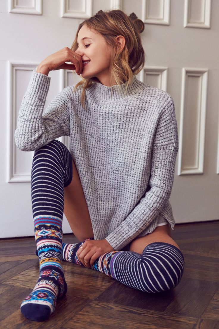17 best ideas about knee socks on pinterest knee high - Urban outfitters valencia ...