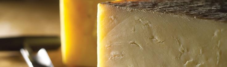 credevo che il cheddar non fosse un buon formaggio, fino a che non ho incontrato lui.