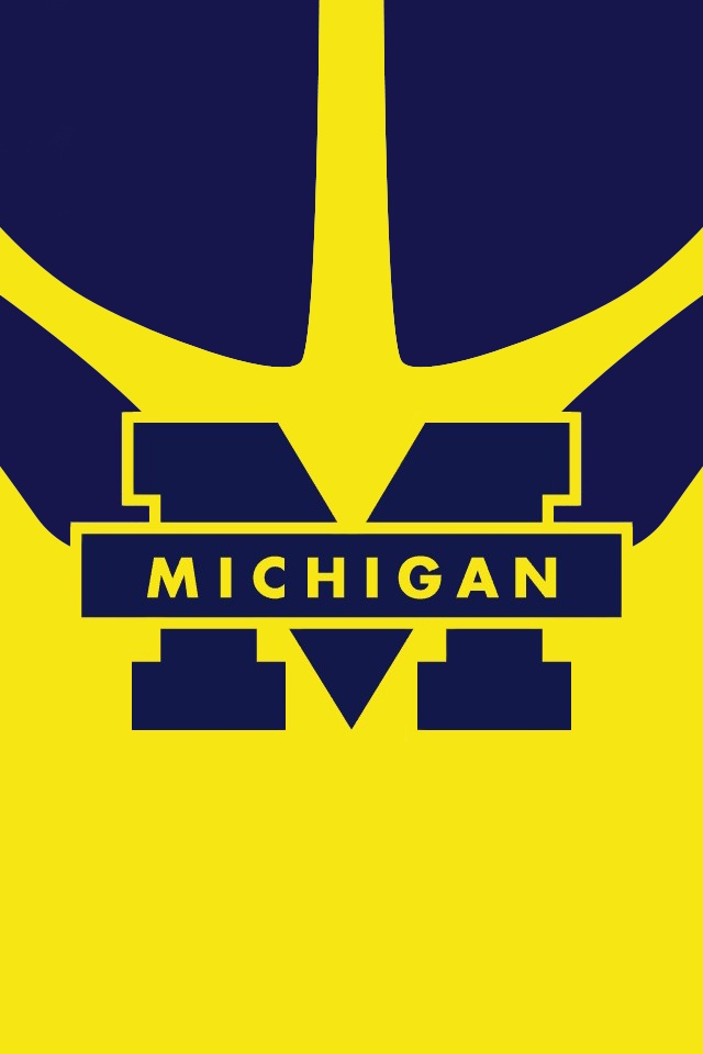 university of michigan football wallpaper
